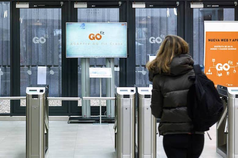 Tecnologia aplicada al retail comunicacion retail GoFit