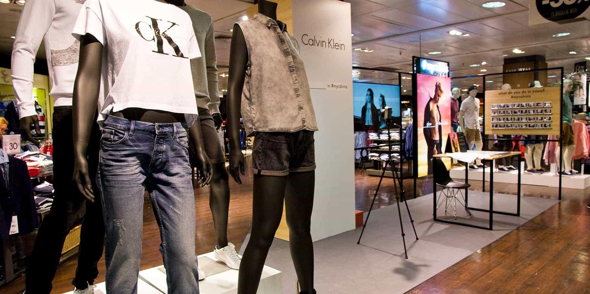 Calvin Klein es una marca centrada en sus seguidores, con ideales progresivos y atrevidos