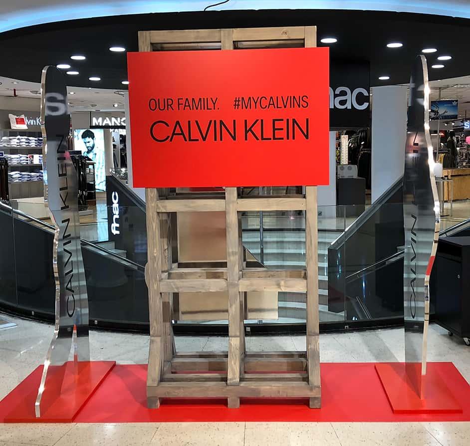 Pop up store en tiendas multimarca en España y Andorra