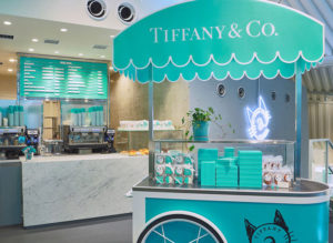 Tiffany & Co. se encuentra en un conocido destino de compras llamado «Cat Street»