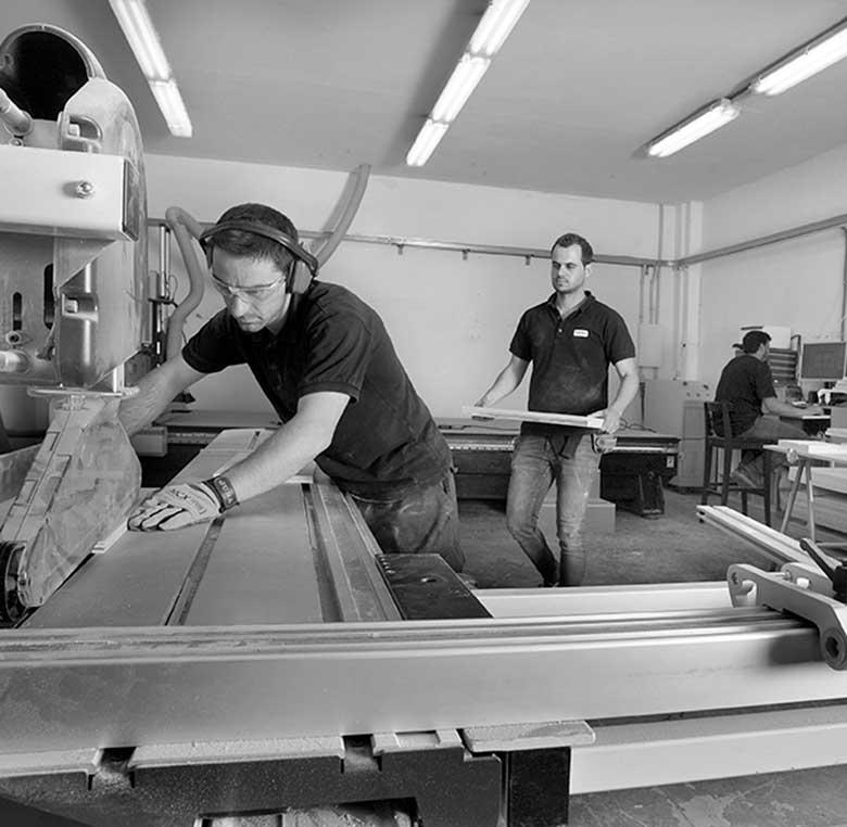 Instalaciones de carpinteria INSTORE