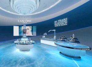 Tecnología en el sector retail belleza