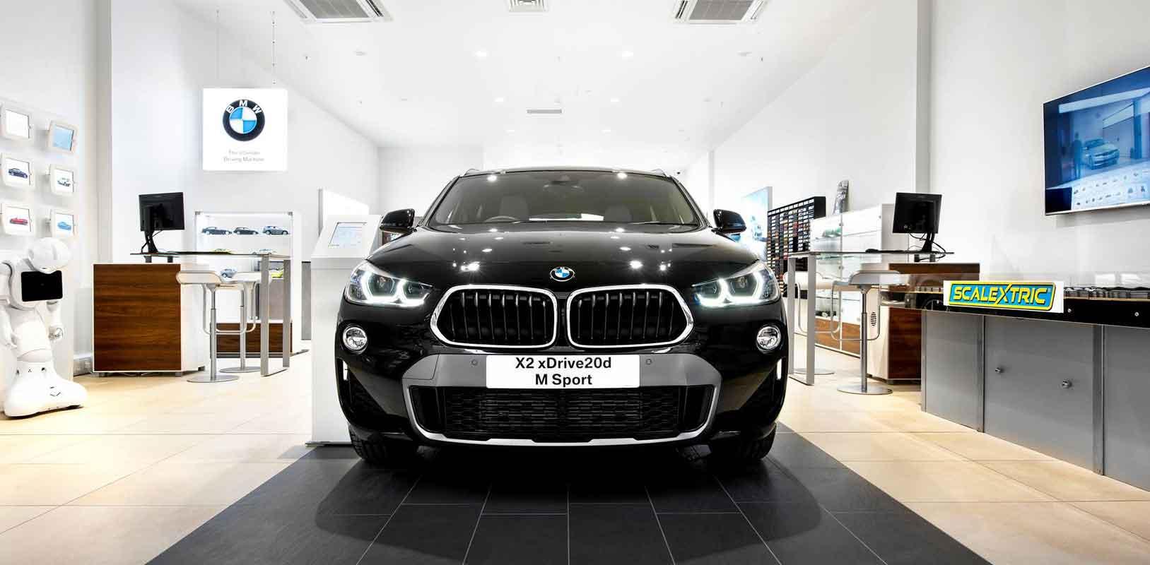 El nuevo concepto ofrece a las personas una nueva forma de comprar su próximo automóvil.
