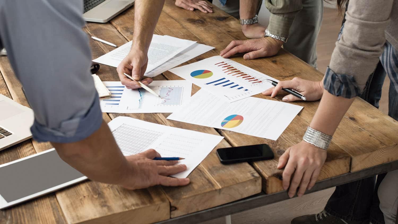 Estrategias de marketing en una empresa