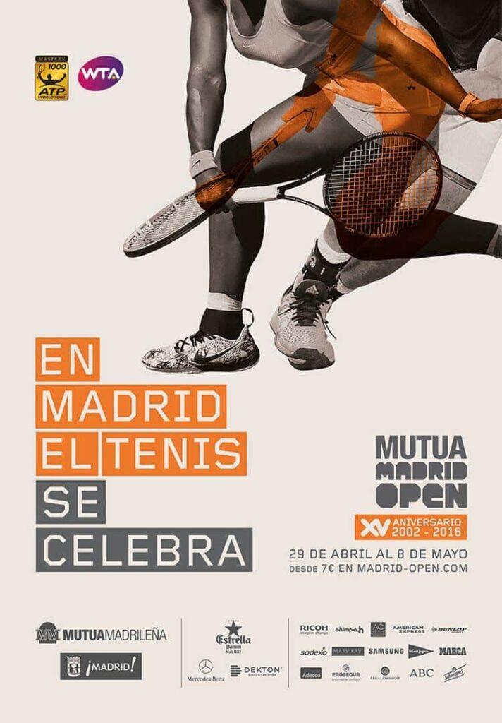 Publicidad Madrid open mutua