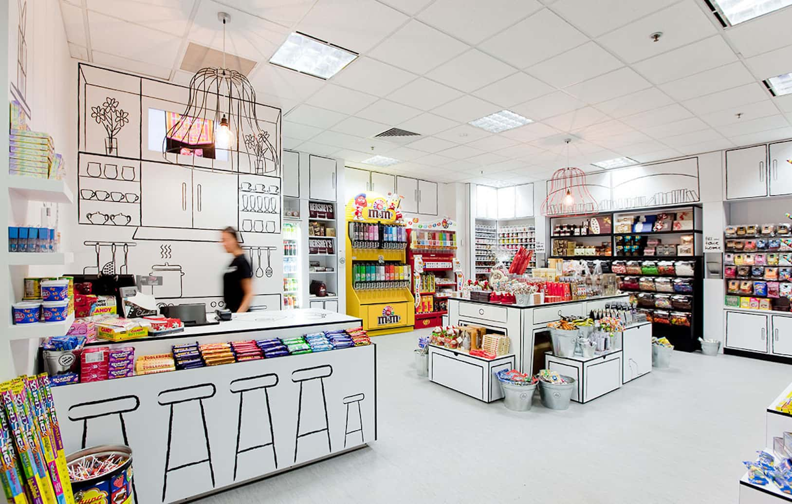 Candy-Room-Melbourne-tienda-ilustracion