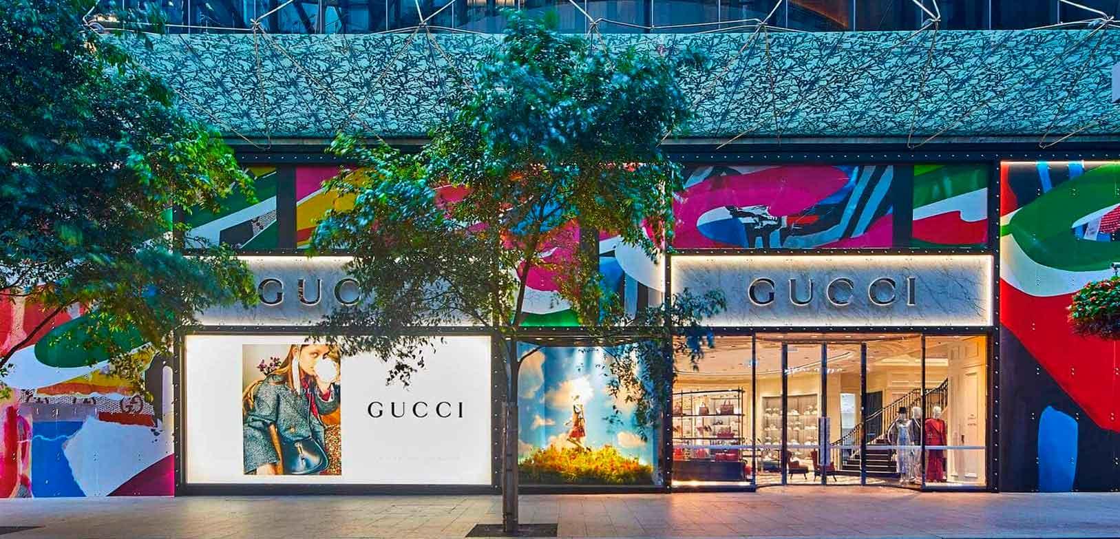 Gucci Sidney Flagship