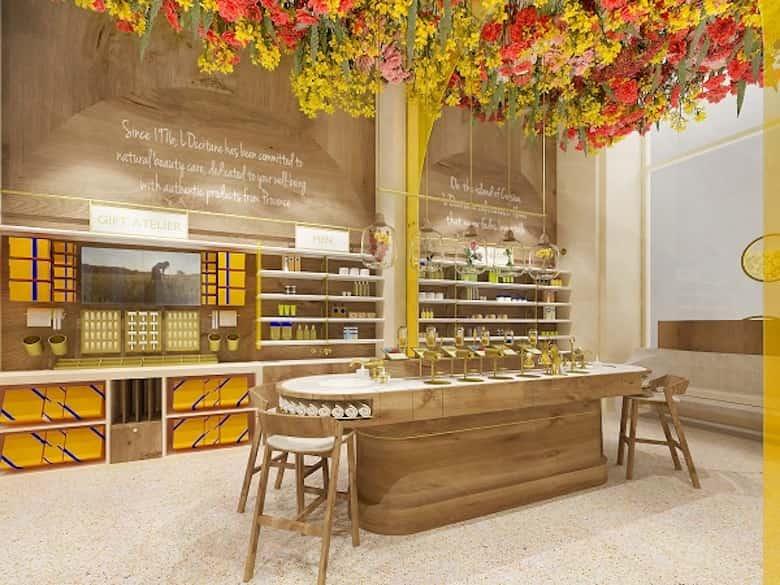 LOccitane-experiential-Toronto-interior-flagship