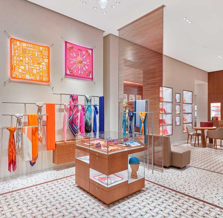 Hermès store Emirates