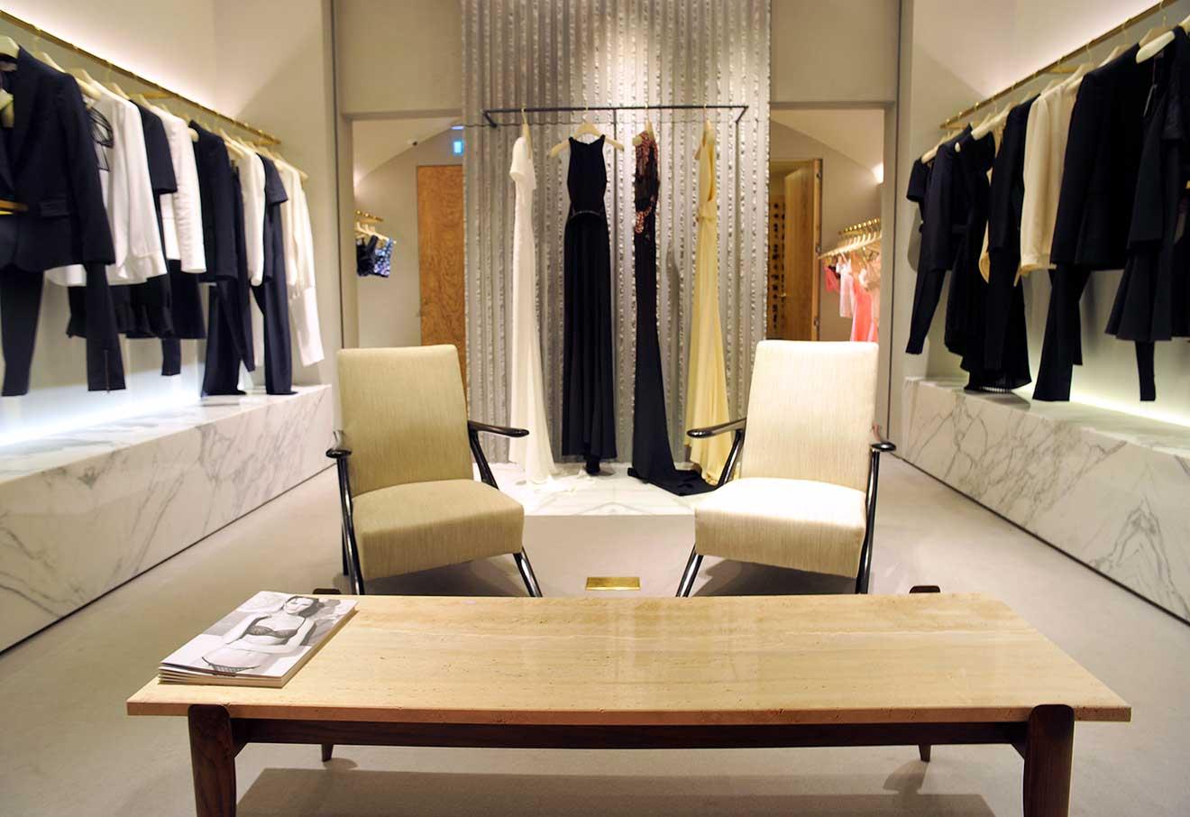 Distribución boutique Stella Mccartney Madrid
