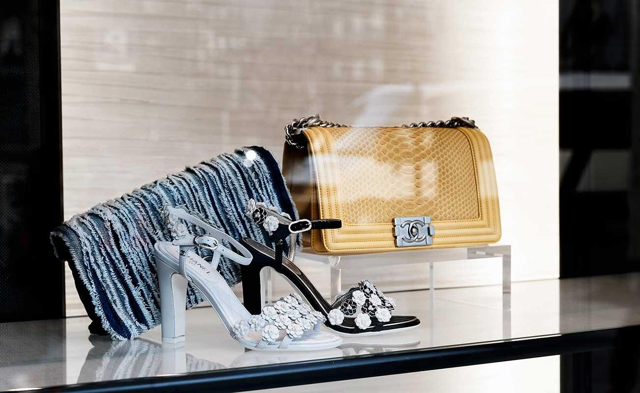 Producto en boutiques Chanel