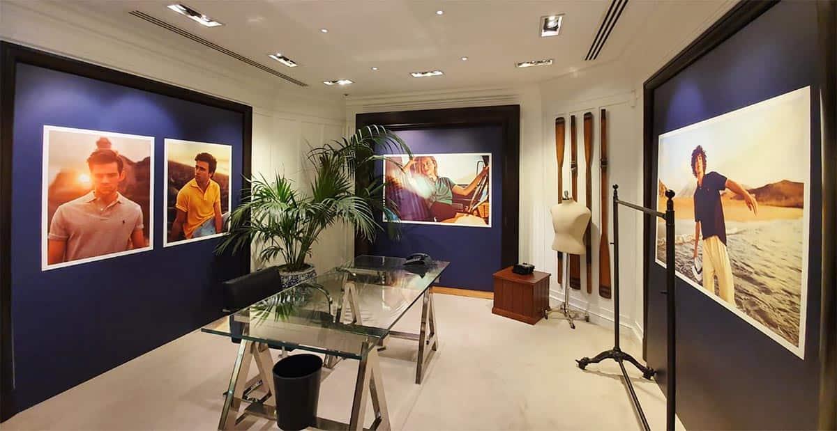 instore-clientes-ralph-lauren-decoracion-oficina-showroom