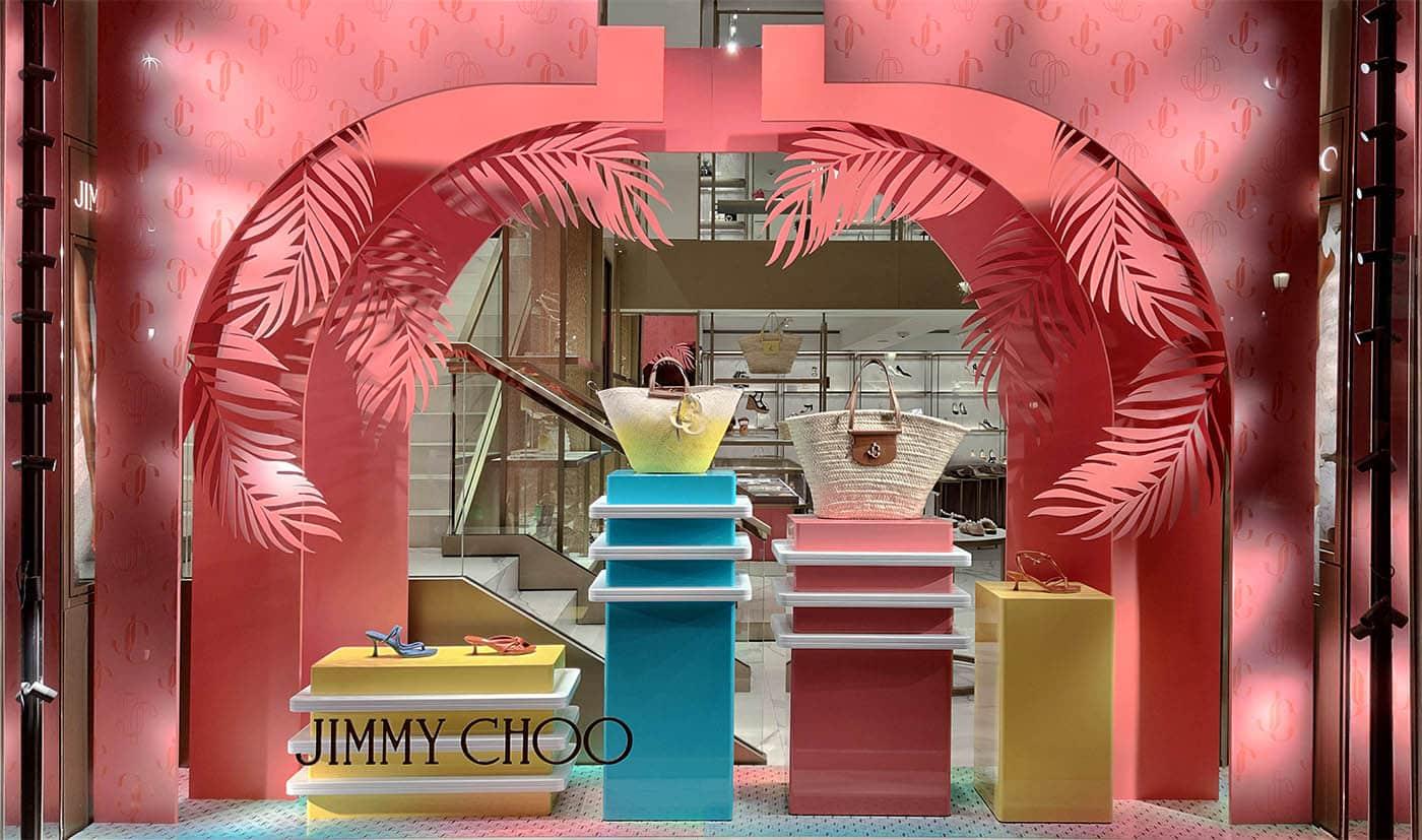instore-clientes-jimmy-choo-escaparatismo-y-visual-merchandising