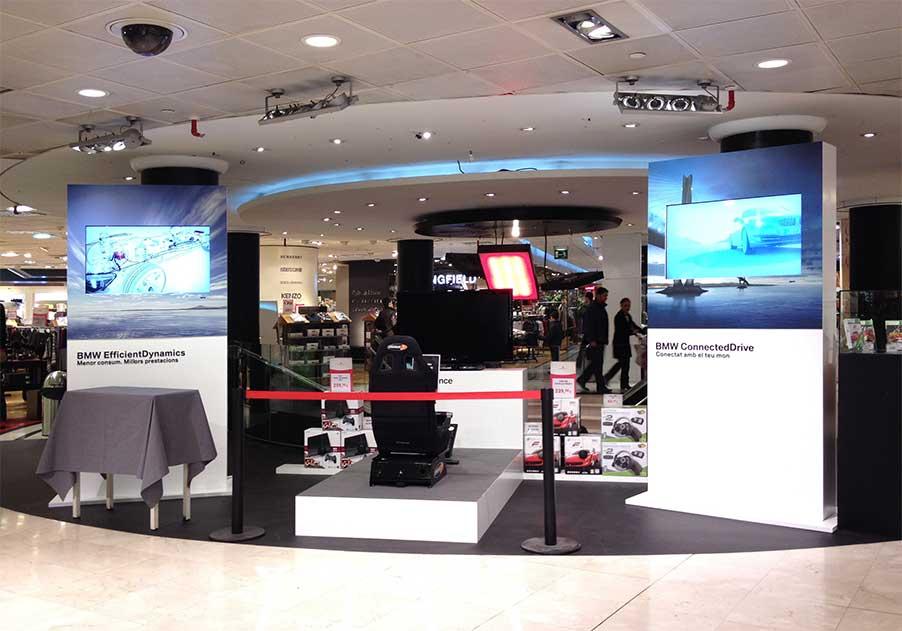 instore-clientes-bmw-pantallas-led-publicidad-stands-centros-comerciales-eventos