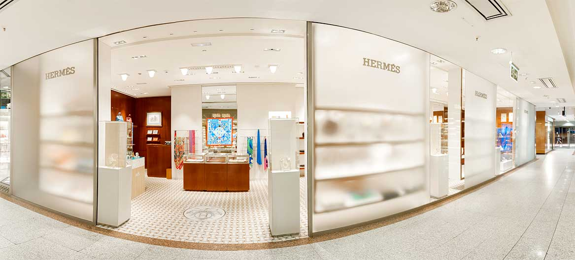 instore-clientes-hermes-decoracion-flagship-store